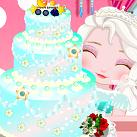 Làm bánh sinh nhật cho công chúa
