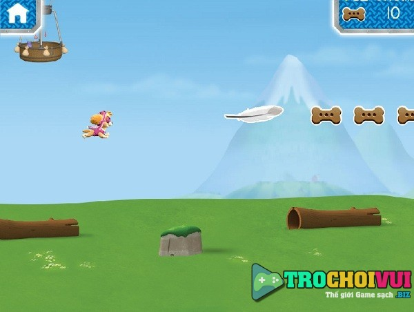 game Nhung chu cho cuu ho paw patrol