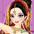 Thời trang cô dâu Ấn Độ
