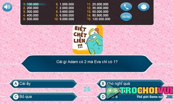 game Biet chet lien tren pc android iphone ios java