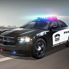 Đua xe oto cảnh sát