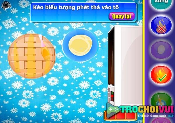 game Elsa lam banh tao hinh anh 4