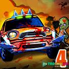 Lái xe diệt zombie 4