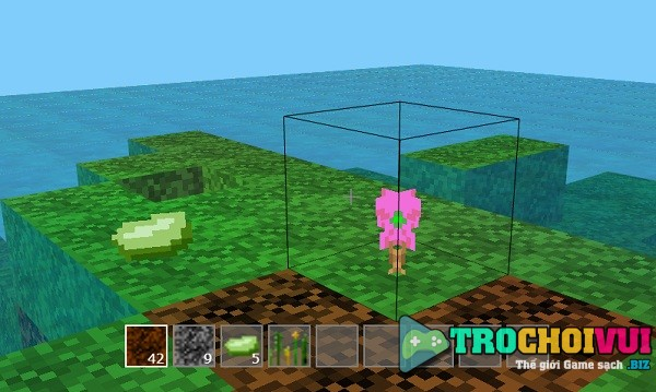 game Minecraft sinh ton mien phi