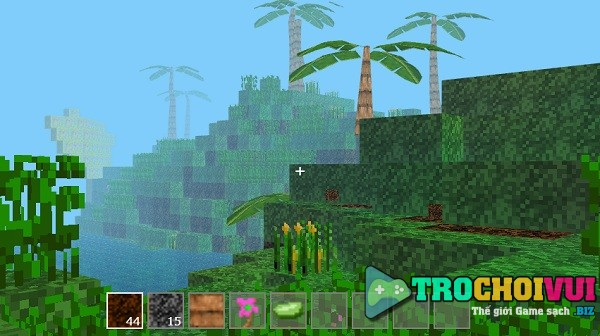 game Minecraft sinh ton va sang tao thoi co dai