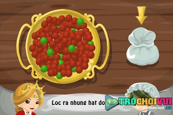 game Nang cong chua va hat dau hinh anh 3