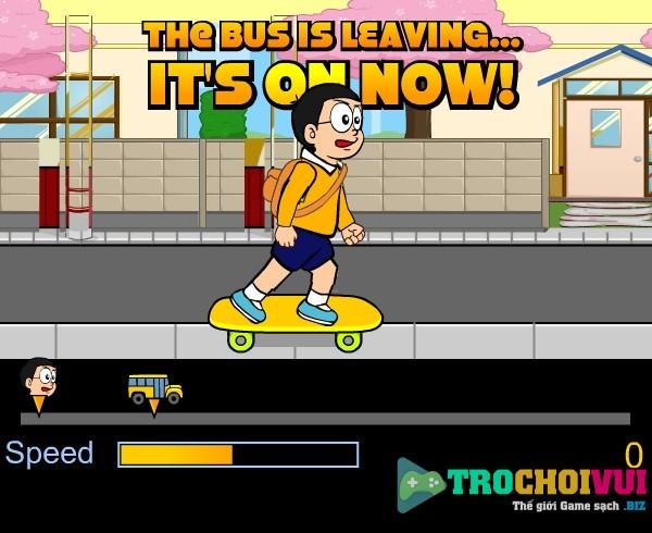 game Nobita muon hoc hinh anh 1