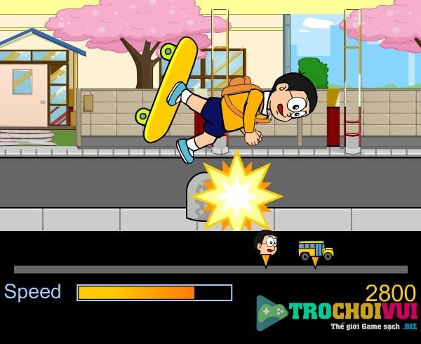 game Nobita muon hoc hinh anh 3