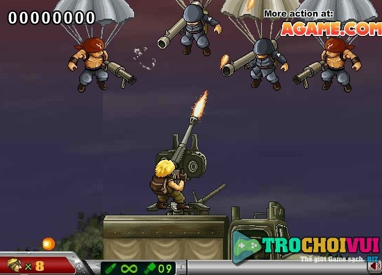 game Rambo lun 5 phien ban moi hay nhat the gioi