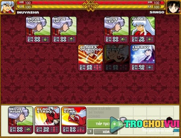 game Than bai InuYasha online offline cho pc