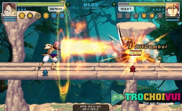 game Anime battle 3.5 danh nhau 2 nguoi choi