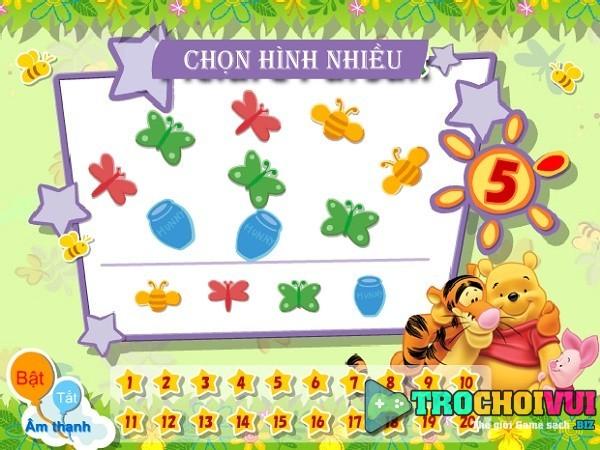game Bac hoc nhi hinh anh 3