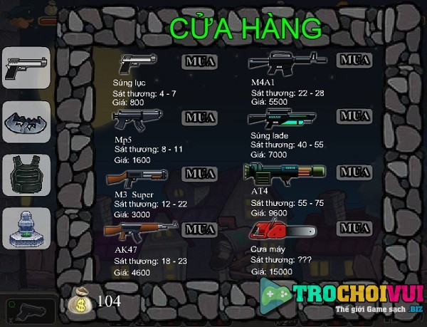 game Canh sat ban zombie hinh anh 3