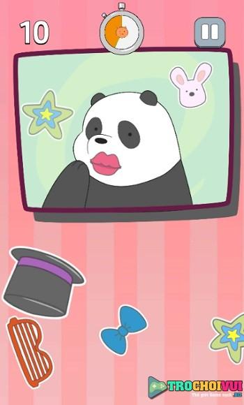 game Chung toi don gian la gau noi tieng online