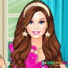 Công chúa Barbie xinh đẹp