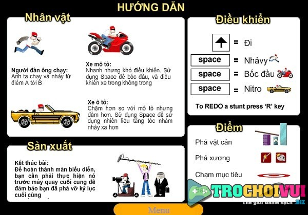 game Dien vien dong the hinh anh 1