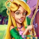 Giải cứu công chúa tóc mây