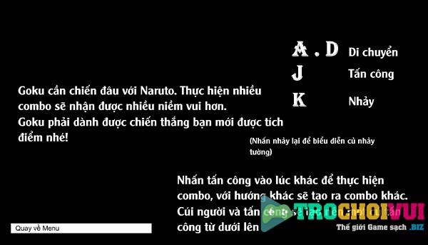 game Goku doi dau Naruto 4 hinh anh 1