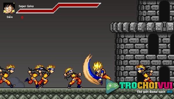 game Goku doi dau Naruto 4 hinh anh 2
