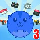 Sushi mèo ú 3