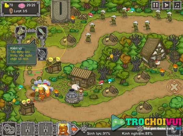 game Thanh chien zombie hinh anh 1