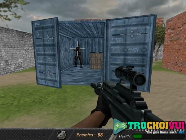 game Truy kich 3 click la ban