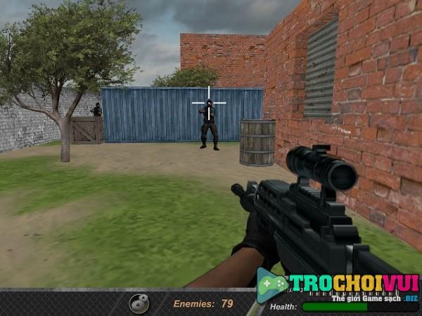 game Truy kích 3 nang cap