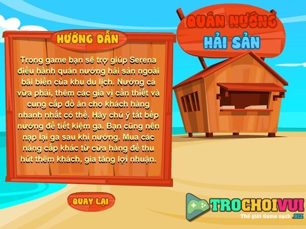 game Cua hang hai san hinh anh 1
