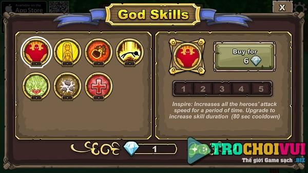 game Cuoc chien Asgard online