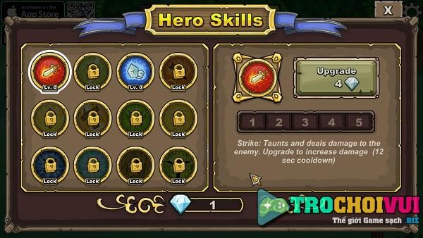 game Cuoc chien Asgard skill master