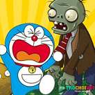 Doremon vs zombies