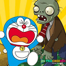Doremon vs zombies