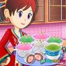Làm bánh Mochi