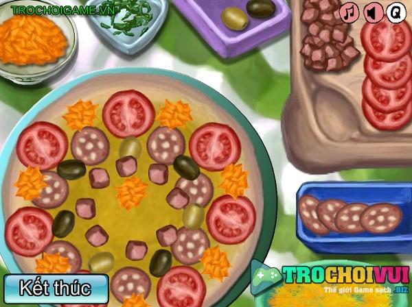 game Lam banh pizza tang chong hinh anh 4