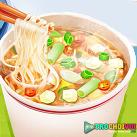 Nấu mì Quảng