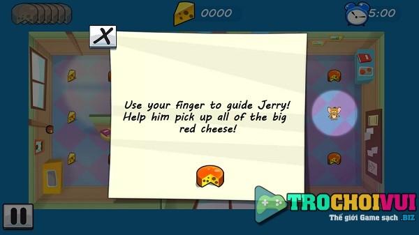 game Tom va Jerry me cung cua chuot hinh anh 1