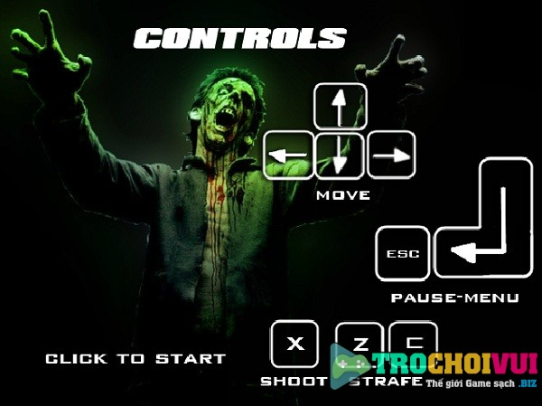 game Zombie an thit nguoi hinh anh 1
