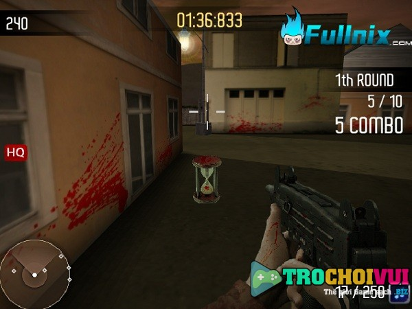 game Zombie an thit nguoi hinh anh 3