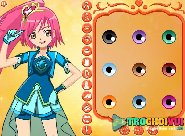 game Chien binh nu cuoi hinh anh 1