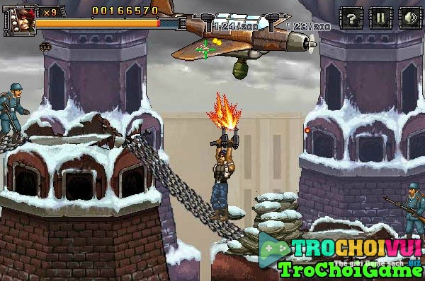 game Commando 3 hinh anh 4
