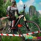 Đua xe đạp đánh nhau