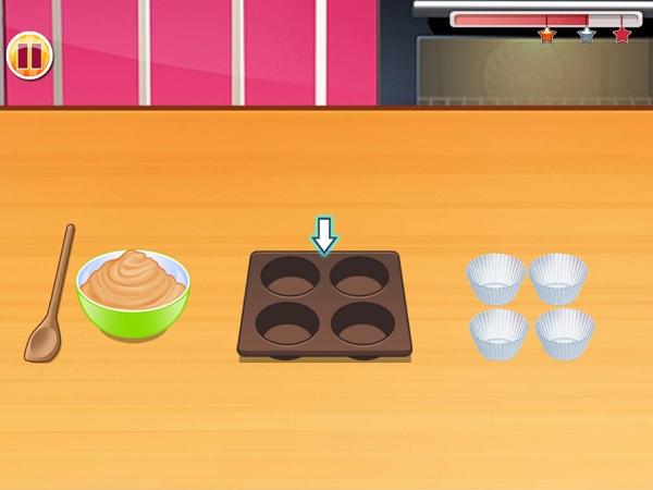 game Lam banh ngot socola ngay tet