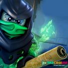 Ninjago đánh cắp báu vật