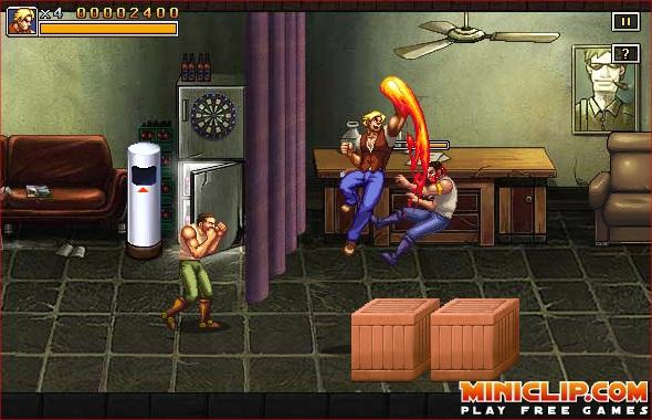 game Bo doi 2 online offline mien phi
