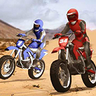 Đua xe trên sa mạc