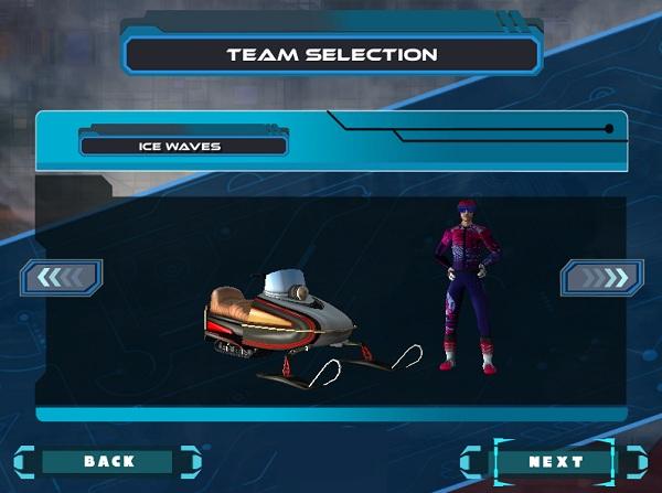 game Dua xe truot tuyet 3D hinh anh 3
