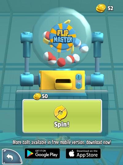 game Flip master tren may tinh pc