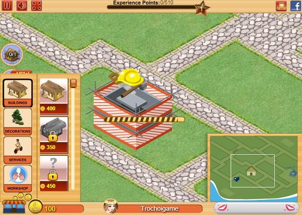 game Khach san trang mat hinh anh 1