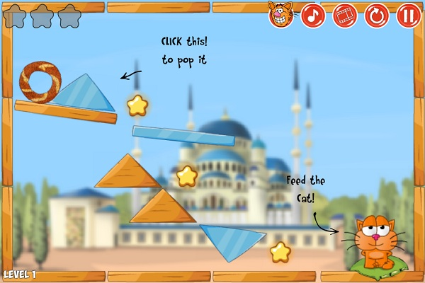 game Meo con tim banh 3 hinh anh 1
