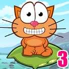 Mèo con tìm bánh 3
